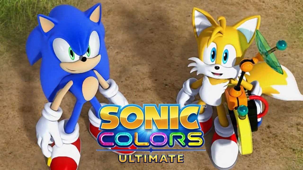 Sonic Colors: Ultimate - Full Game Walkthrough