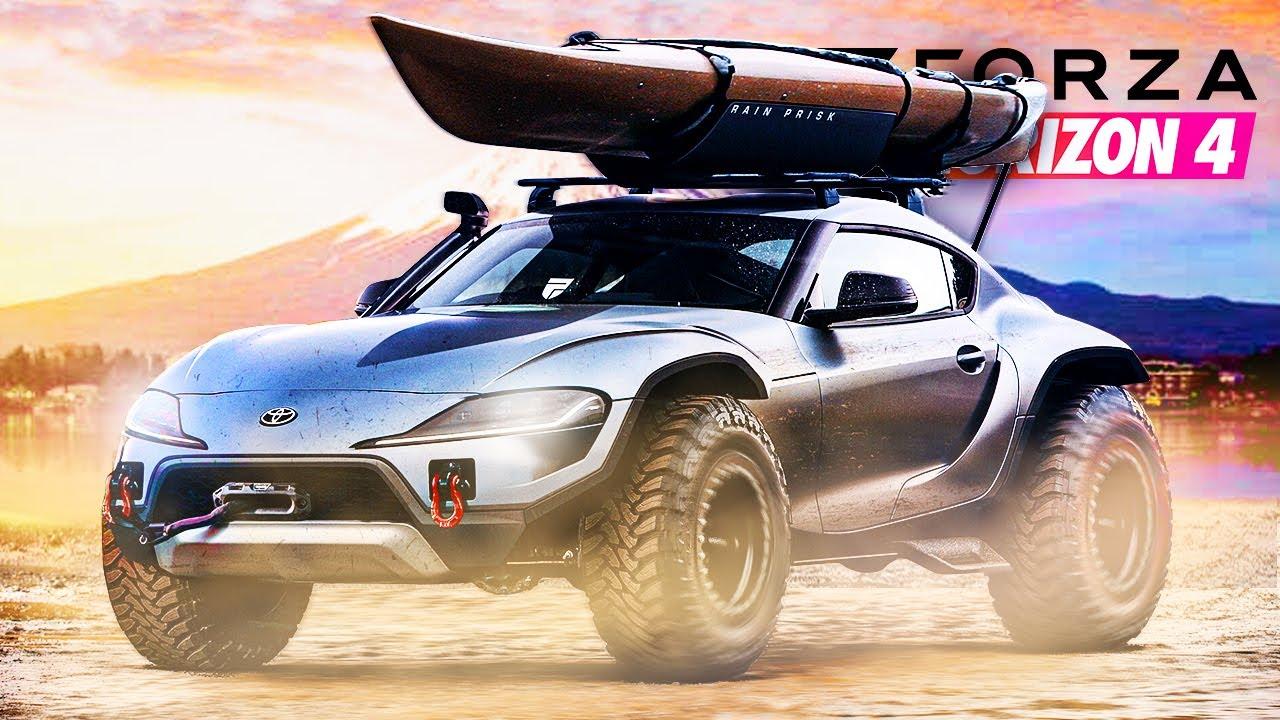 20 Reasons Why Forza Horizon 4 FAILED