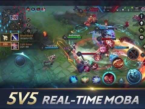 Garena AOV - Arena of Valor - [MOBA] Gameplay Android/IOS