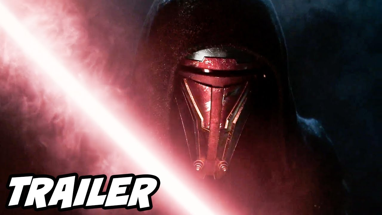 Star Wars Knights of the Old Republic REMAKE Trailer Official