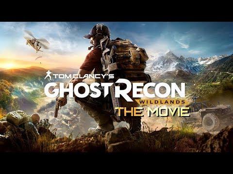 Ghost Recon: Wildlands ★ FULL MOVIE / ALL CUTSCENES 【1080p HD】