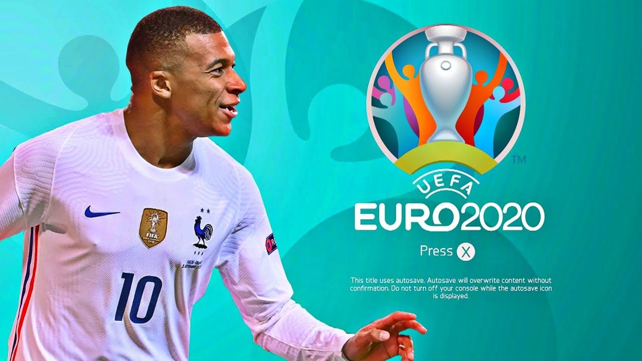 PLAYING THE EURO 2020 GAME!