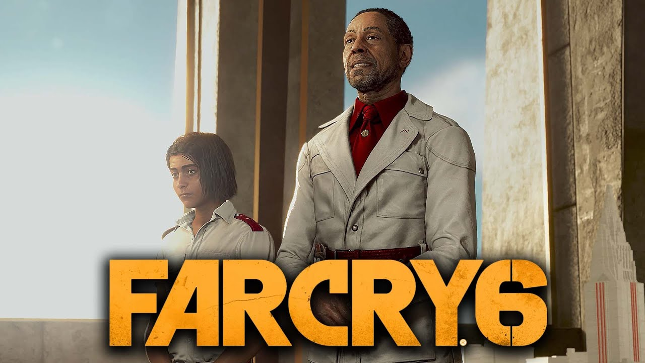 Far Cry 6 INTRO - Anton Castillo Brutally Takes Over Yara // 4K 60fps