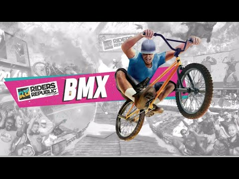 BMX Officially Confirmed in Riders Republic?